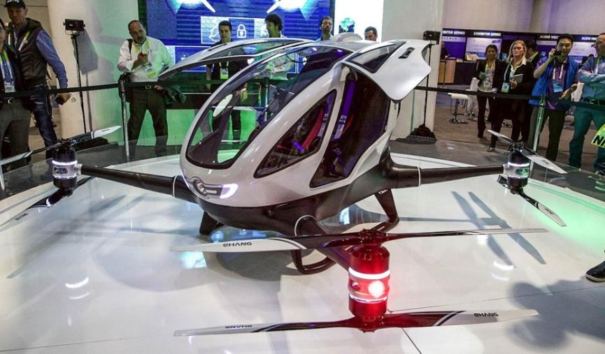 Ehang Drone 184