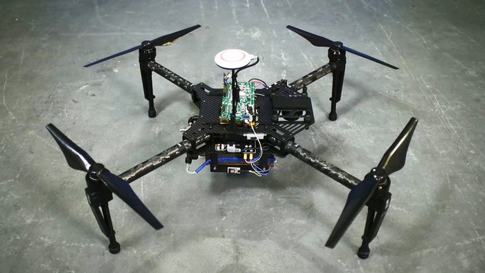 Fuel cell drone