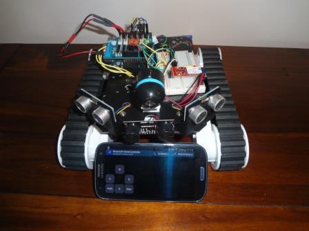 Robonet web